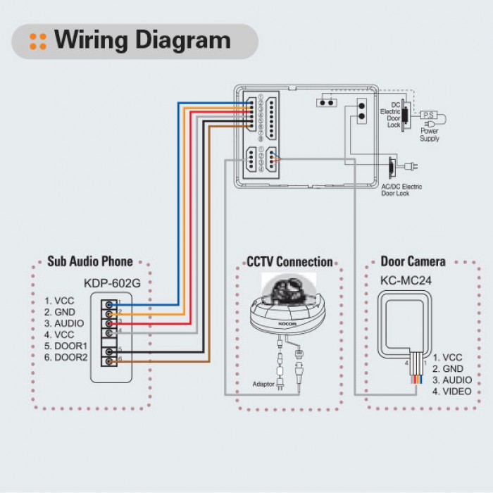 intercom wiring schematic intercom free engine image for user manual